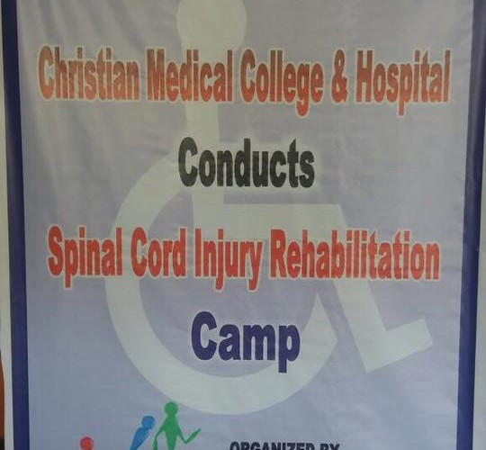 Medical Camp conducted by SCIA