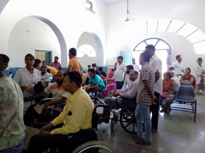 SCIA At Dhariwal distt. Gurdaspur