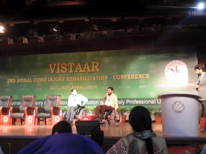 Sh Dawinder Singh Speech in Vistaar